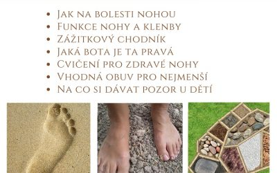 Besada o zdravých nohách
